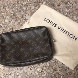 Designer inspired pouch